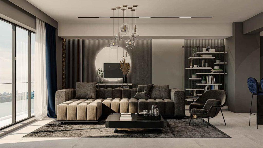 apartament de lux Mamaia
